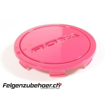 Nabendeckel Flat pink