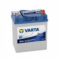 Varta Autobatterie 540126033 (A14)