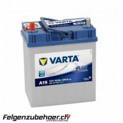 Varta Autobatterie 540127033 (A15)