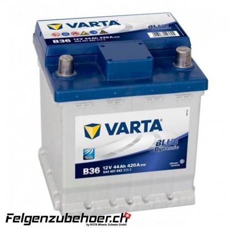 Varta Autobatterie 544401042 (B36)