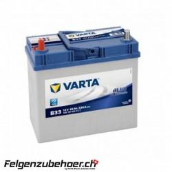 Varta Autobatterie 545157033 (B33)