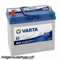 Varta Autobatterie 545158033 (B34)