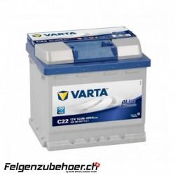 Varta Autobatterie 552400047 (C22)