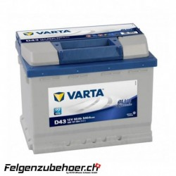 Varta Autobatterie 560127054 (D43)