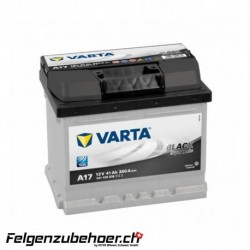 Varta Autobatterie 541400036 (A17)
