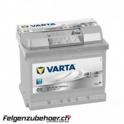 Varta Autobatterie 552401052 (C6)