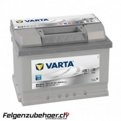 Varta Autobatterie 561400061 (D21)