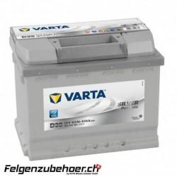 Varta Autobatterie 563401061 (D39)