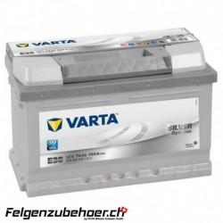 Varta Autobatterie 574402075 (E38)