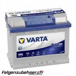 Varta Autobatterie EFB 560500064 (N60)