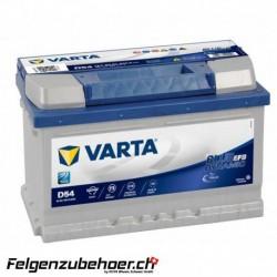 Varta Autobatterie EFB 565500065 (D54)