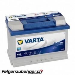 Varta Autobatterie EFB 570500065 (N70)