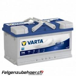Varta Autobatterie EFB 575500065 (E46)