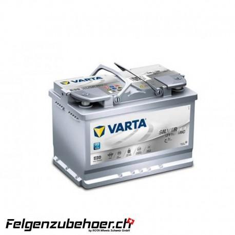 Varta Autobatterie AGM 570901076 (E39)
