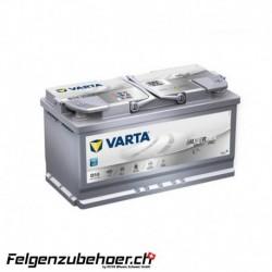 Varta Autobatterie AGM 595901085 (G14)