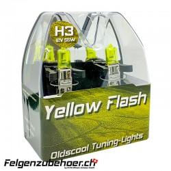Yellow Flash H3 Street Legal