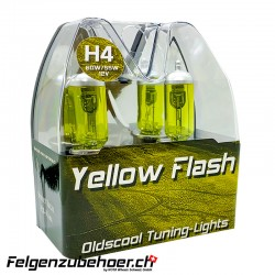 Yellow Flash H4 Street Legal