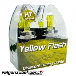 Yellow Flash H7 Street Legal