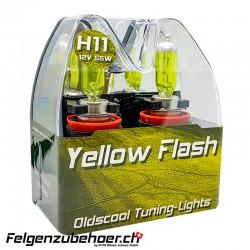 Yellow Flash H11 Street Legal