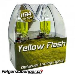 Yellow Flash HB4 Street Legal