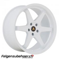"Autostar GT6 19"" white"
