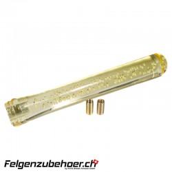 Schaltknauf 300mm Original Bubble gold