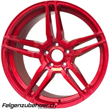 WP 131 candy red