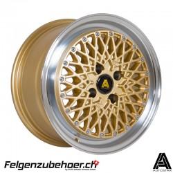 Autostar Minus 7.5x15 gold