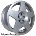 fifteen52 Tarmac 8.5x19 5X114.3 Silber