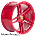 WP 131 8.5X19 5X112 candy red