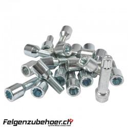 """Radschauben """"Tuner"""" Kegelbund 28mm"""