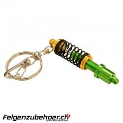 """Schlüsselanhänger """"Federbein"""" Tein Style"""