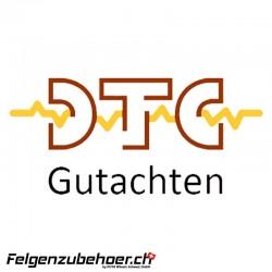 DTC Felgen Gutachten für alle Marken
