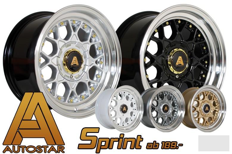 Autostar Sprint