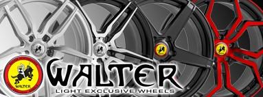 """Walter """"Light Exclusive Wheels"""""""